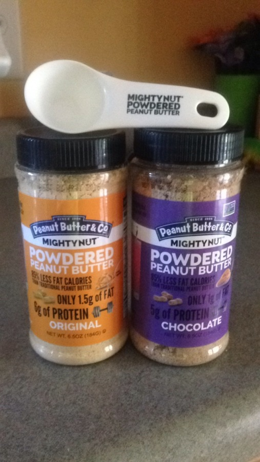 Mighty Nut Powdered Peanut Butter: A Review